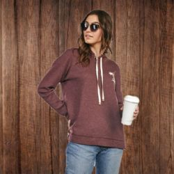 229778 Ladies' Holloway Coast Hoodie Thumbnail