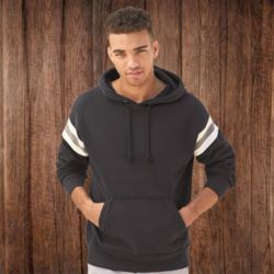 8847 Adult Vintage Athletic Hooded Sweatshirt Thumbnail